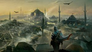 Assassins Creed Revelations by volkanbaba