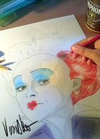 Red Queen - not finished yet by verkoka