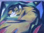 The Tiger by ChalkTwins