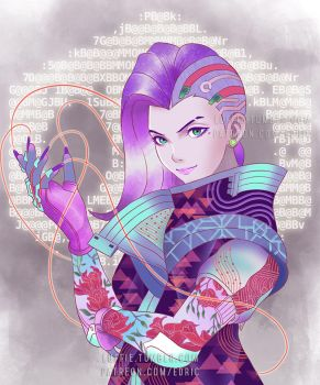 Sombra Patterns by luffie