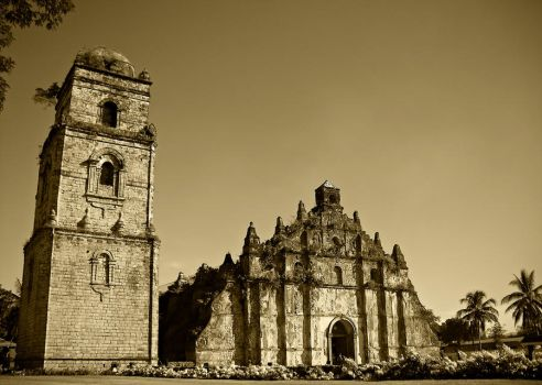 St. Augustine Church by talugading