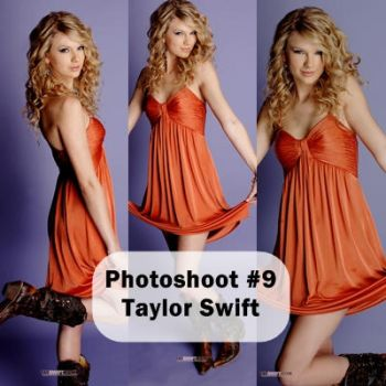 Photoshoot #9- Taylor Swift by Geeerii