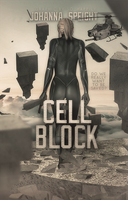 Book Cover 030 - Cell Block by sohappilyart
