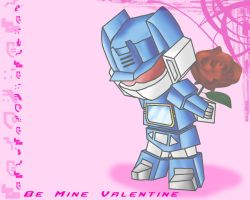 Be Mine, Valentine by miraibaby