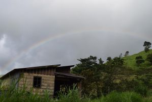 Costa Rican Rainbow #2 by RozenGT