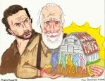 Happiness Is..... A Barn Full Of Walkers (2013) by MugenPlanetX