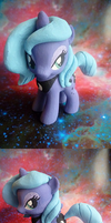 My Little Filly Princess Luna by mooncustoms