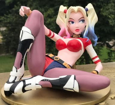 Harley - Figure by bbmbbf