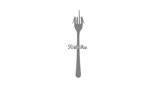 fork you by wineass