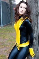 Kitty Pryde Preview by RuffleButtCosplay