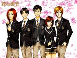 Hana Yori Dango: Korea by tabeck