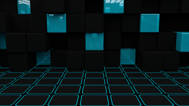 More cubes and squares by wendyn701