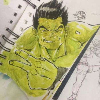 amadeus cho hulk by grams2300