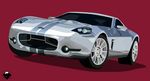 Ford Shelby GR-1 by Simarilius