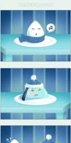 Microwaves by snow--skitty