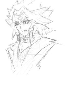Yugi by Punklord117