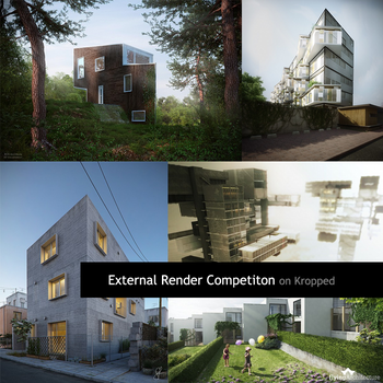 External Render Competition on Kropped by kropped