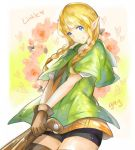 Linkle by GreyRadian