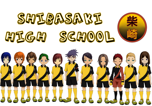 Shibasaki High School TEAM [IEOC] by Isao-Myah