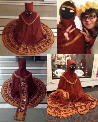 Journey Cosplay by pyro-the-dragon13