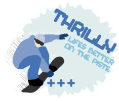 Thrilly Logo 2 by ACampion
