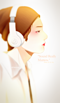 Sound really Matters. by PepperMinTae