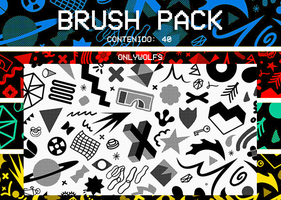 Brush Pack // OTRAT by OnlyWolfs