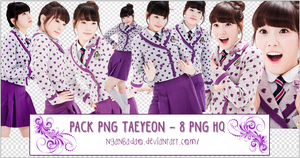 PACK PNG #25 by nganbadao