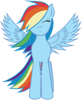 Vector RainbowDash by Kyss.S by KyssS90