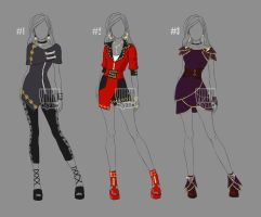 [closed] Auction Adopt Outfit by YuiChi-tyan