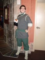 Bolin at Colossalcon by chippy-lightgaia