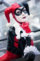 Harley Quinn - Deceptive Smile by Lie-chee