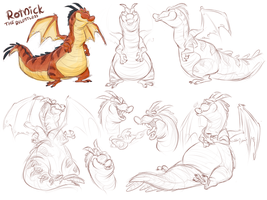 Rotnick Reference Sheet by Eligecos