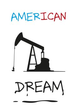 American Dream - Poster by Rodjak