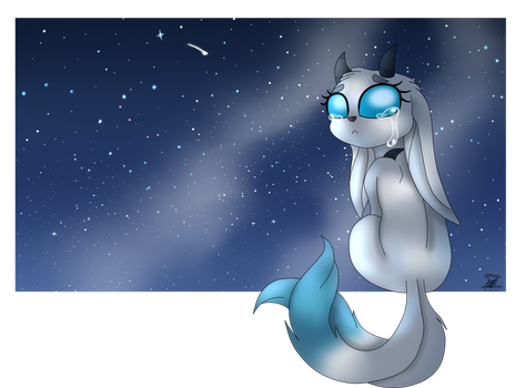 Incomplete + Speedpaint by TheArtisticPone