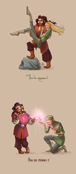 Choose your romance by ancalinar