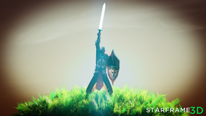 Wrath of Heaven [Contest Entry] by Starframe3D