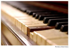 The Piano by medekis