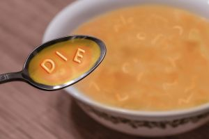 Soup... To Die For by Smurfage