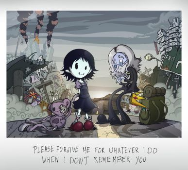 I remember you by My-Stupid-Art