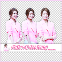 Pack PNG SooYoung by pomzwon01