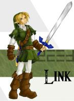 Link-Profile by kyuumu