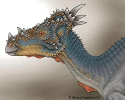 DracoRex by mmfrankford
