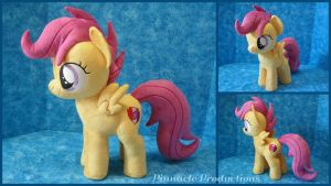 Scootaloo by PinnacleProductions