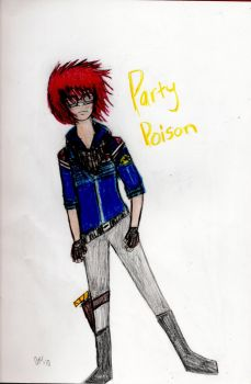 Party Poison by cartoon12