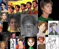 Jake collage by Dogman15