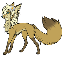 OLD OC ADOPTABLE CLOSED by TranquilityBlue