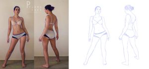 Character Design: Gesture Drawing by lionking91105