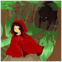 May 1 - Little Red Riding Hood by fresh4u