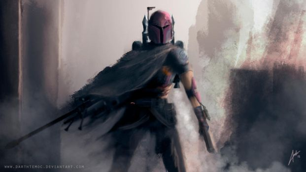 Sabine Wren by DarthTemoc